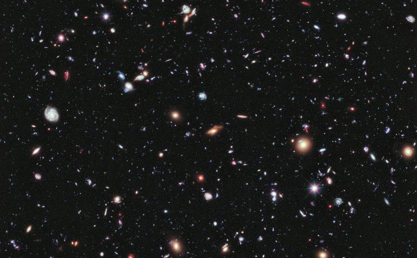 #22: Kosmologin 1919-2019