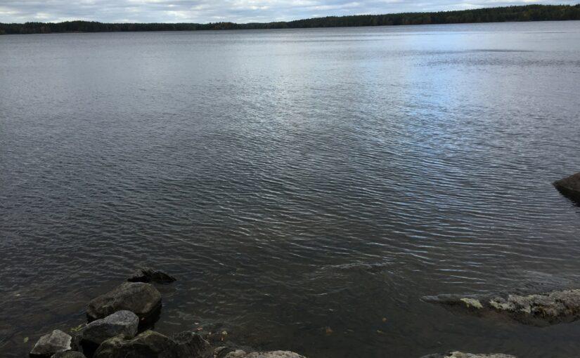 #27: Kosmisk kollision bildade sjön Hummeln