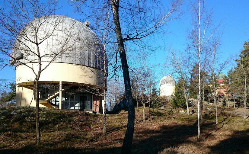 #19: Hur observatoriet i Uppsala fick en filial i Kvistaberg