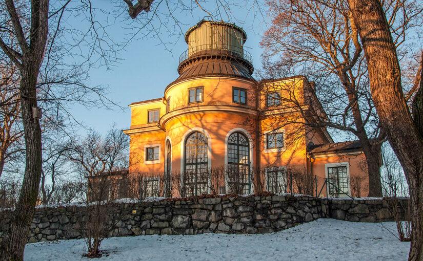#66: Stockholms gamla observatorium