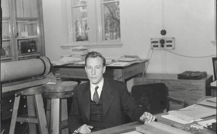 #41 Bengt Edlén