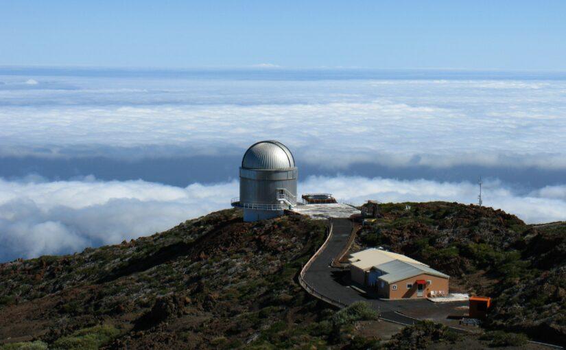 #84: Det Nordiska Optiska Teleskopet (NOT)